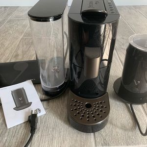 Verismo -v and Frother